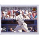 Ken Griffey Jr. Silver SP 1997 Pacific Silver #186 Rare Parallel Mariners, Reds HOF #/67