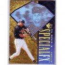 Cal Ripken 1996 SP Special FX #20 Insert Orioles