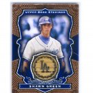 Shawn Green 2004 Upper Deck Etchings Game-Used Bat #BE-SG Dodgers