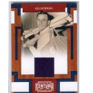 Gil Hodges 2010 Panini Century Collection Materials Jerseys #37 Dodgers #/250