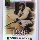 Honus Wagner 2004 Topps Tribute #70 Pirates HOF