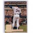 Nolan Ryan 1994 Donruss Special Edition Gold #1 Rangers, Mets, Angels, Astros