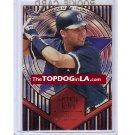 Derek Jeter 1999 Pacific Prism Diamond Glory #13 Yankees