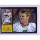 Brett Favre 2005 Topps Chrome Throwbacks #TB7 Packers, Vikings