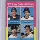 1975 Topps Minis #620 Rookie Catchers Gary Carter HOF Expos Mets Dodgers