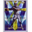 Peyton Manning RC 1998 Collector's Edge Masters Rookie Masters Preview #RM1  Broncos Colts