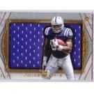 Dwayne Allen 2012 Topps Supreme Rookie Die-Cut Relic #SRDC-DA Colts #/55