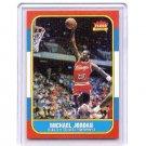 Michael Jordan 1986-87 Fleer #57 Rookie Reprint  Bulls RC