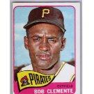 Roberto Clemente 1965 Topps #160 Pirates HOF