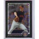 Madison Bumgarner RC 2010 Bowman Draft Picks & Prospects Chrome #BDP9  Giants