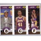 Kobe Bryant RC 1996-97 UD Collector's Choice Team Sets  Lakers Gold #L1