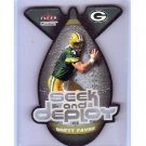 Brett Favre 2001 Fleer Genuine Seek and Deploy #3-SD Packers