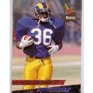 Jerome Bettis 1993 Fleer Ultra RC #232  Steelers, Rams