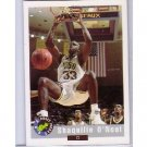 Shaquille O'Neal 1992-93 Classic Draft Picks #1 RC Lakers, Magic Shaq