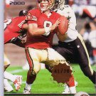 Steve Young 2000 Pacific Premiere Date #346 49ers #/78