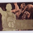 Michael Jordan 1995-96 Upper Deck Insert The Jordan Collection #JC4 Bulls