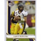Aaron Rodgers RC 2005 Press Pass SE Gold #G7 Packers