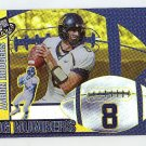 Aaron Rodgers RC 2005 Press Pass Big Numbers #BN17 Packers