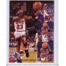 Michael Jordan 1993-94 Fleer Ultra First Team #2 All-NBA Insert Card Bulls