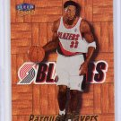 Scottie Pippen 1999-00 Fleer Ultra Parquet Players #10PP Bulls, Blazers