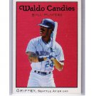 Ken Griffey Jr. 1991 Waldo Candies - Rare! Mariners, Reds