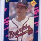 John Smoltz HOF RC 1990 Classic #13 Braves