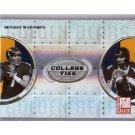 Aaron Rodgers RC 2005 Donruss Elite College Ties #CT-1 Packers