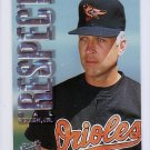 Cal Ripken Jr. 1996 Fleer Ultra Respect #7 Orioles