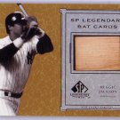 Reggie Jackson HOF 2001 SP Legendary Cuts Legendary Bats #B-RJ Yankees, A's