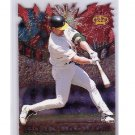 Mark McGwire 1997 Pacific Crown Collection Fireworks Die-Cuts #FW-10 A's, Cardinals