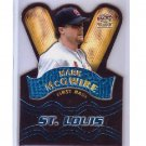 Mark McGwire 1998 Pacific Paramount Team Checklists #28 Die-cut Cardinals