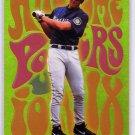 Alex Rodriguez 2000 Upper Deck Ionix Awesome Powers #AP8 Yankees