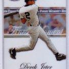 Derek Jeter 2007 Topps Finest Rookie Finest Moments #RFM-DJ Yankees
