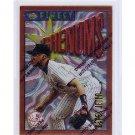 Derek Jeter 1996 Topps Finest #92 Yankees