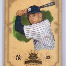 Derek Jeter 2004 Donruss Diamond Kings #34 Yankees