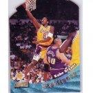 Kobe Bryant 1998-99 Topps Stadium Club Statliners Die Cut #S17 Lakers