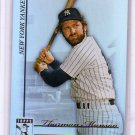 Thurman Munson 2010 Topps Tribute #5 Yankees