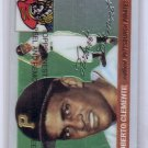 Roberto Clemente 1998 Topps Roberto Clemente Reprints Finest #2 Pirates