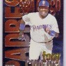 Tony Gwynn 1997 Skybox Circa Boss Super Boss #7 Padres