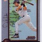 Derek Jeter 1998 Bowman Chrome International #224 Yankees