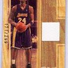 Kobe Bryant 2007-08 Topps Trademark Moves Trademark Relics #TR-KB Lakers #/199