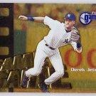 Derek Jeter 2000 Fleer Gamers Extra #117 Yankees