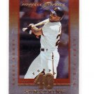 Barry Bonds 1997 Pinnacle Inside Forty Something #2 Giants
