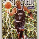 Anfernee Hardaway 1998-99 Fleer Tradition Electrifying #3 E Magic, Suns, Knicks