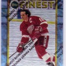 Steve Yzerman 1994-95 Topps Finest #84 Red Wings
