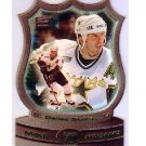 Mike Modano 2000-01 Pacific Revolution Icons #10 Die-Cut Stars HOF