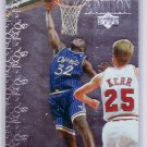 Shaquille O'Neal 1995-96 Upper Deck Special Edition #SE147  Lakers, Magic, Heat Shaq