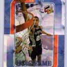 Tim Duncan 1999-00 Upper Deck HoloGrFX Holofame #HF-5 Spurs