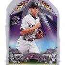Alex Rodriguez 1998 Crown Royale All-Star Die-cuts #8 Yankees