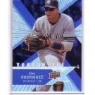 2008 Upper Deck X Xponential #X4-AR Yankees